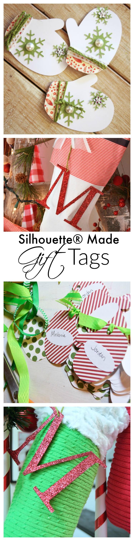 Silhouette® Made Gift Tags_createandbabble.com