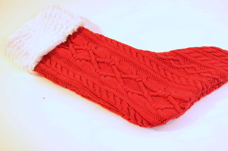 How to make Christmas Stockings from Sweaters_createandbabble.com