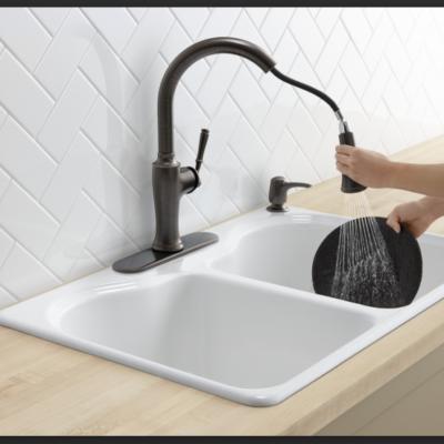 Kohler Kitchen Faucets at Lowes