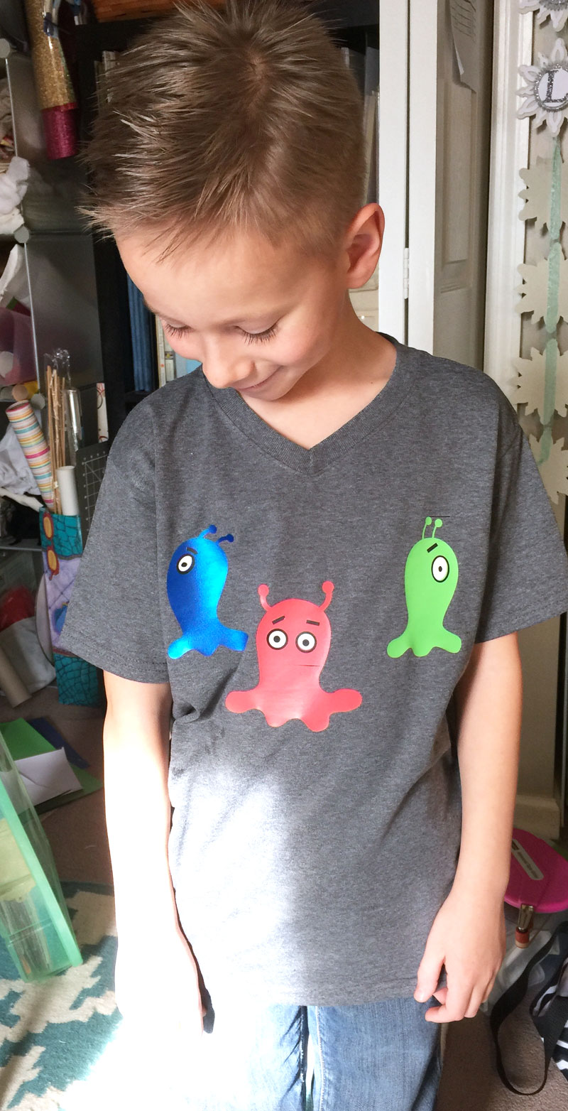 my-grandson-and-monster-tee-shirt
