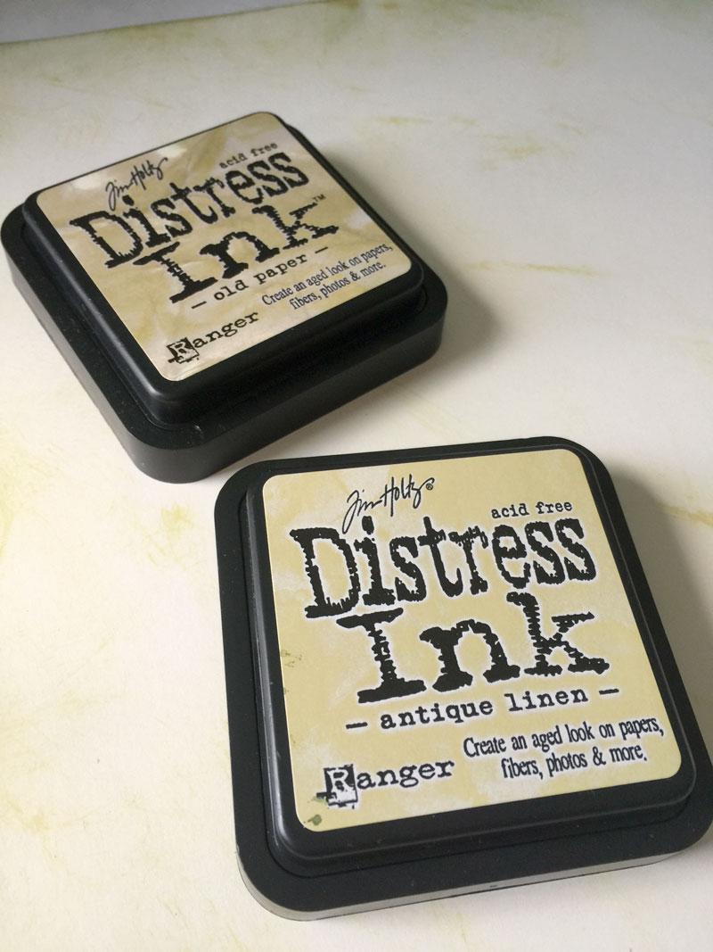 Tim Holtz Distress Inks