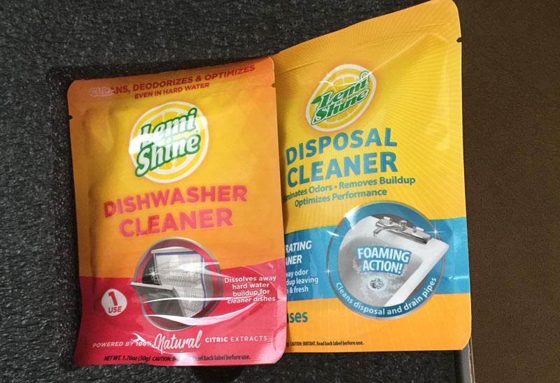 Lemi Shine Garbage Disposal Cleaner