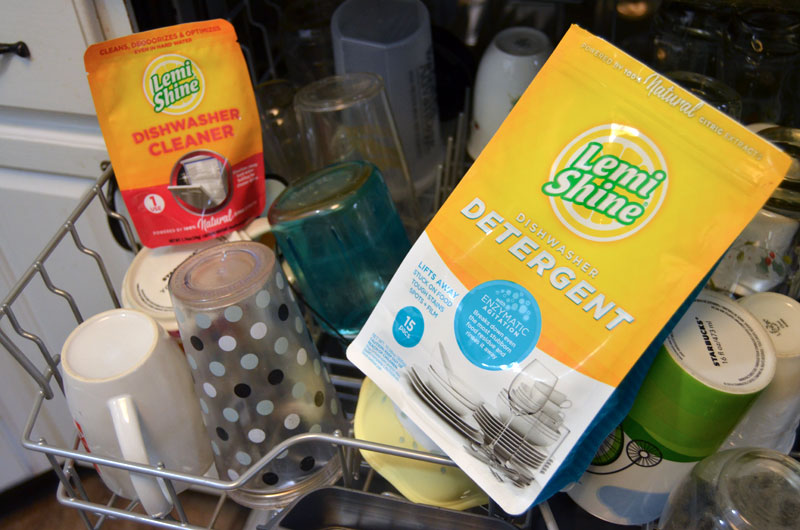 Lemi Shine Dishwasher detergent