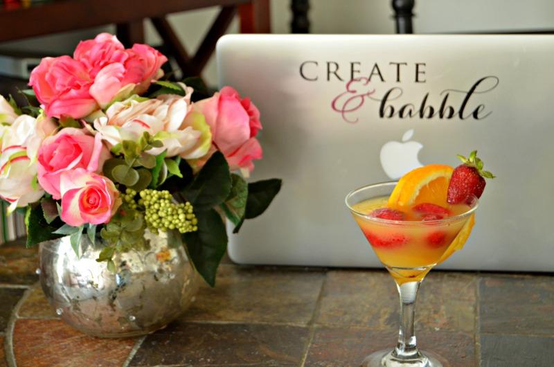 fruity martini recipe