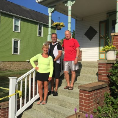 Pittsburgh to DC Bicycle Ride – Day 2