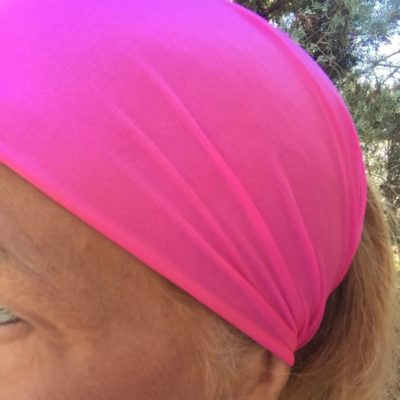 How to Make Stretchy Turban-Style Headbands