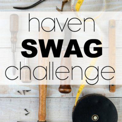 Haven Swag Challenge