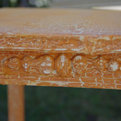 How to Antique Unfinished Furniture in Six Steps