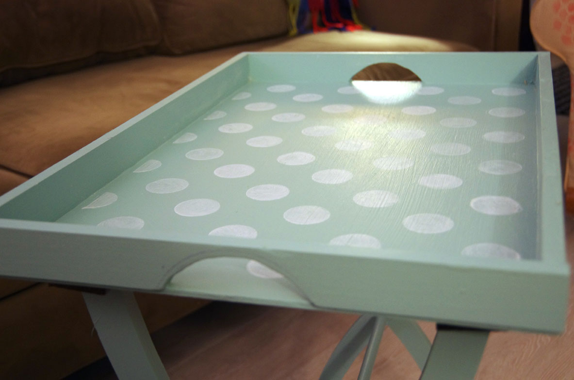Portable Craft Table Create And Babble