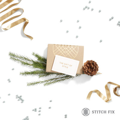 Stitch Fix – A Well-Deserved Treat
