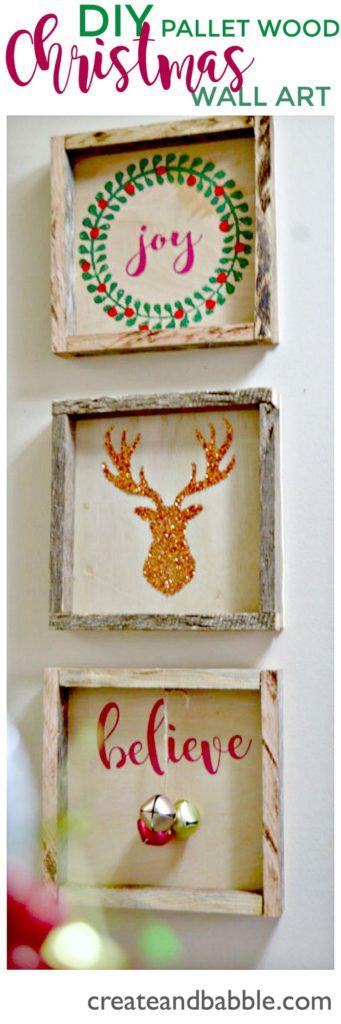 diy-pallet-wood-christmas-wall-art