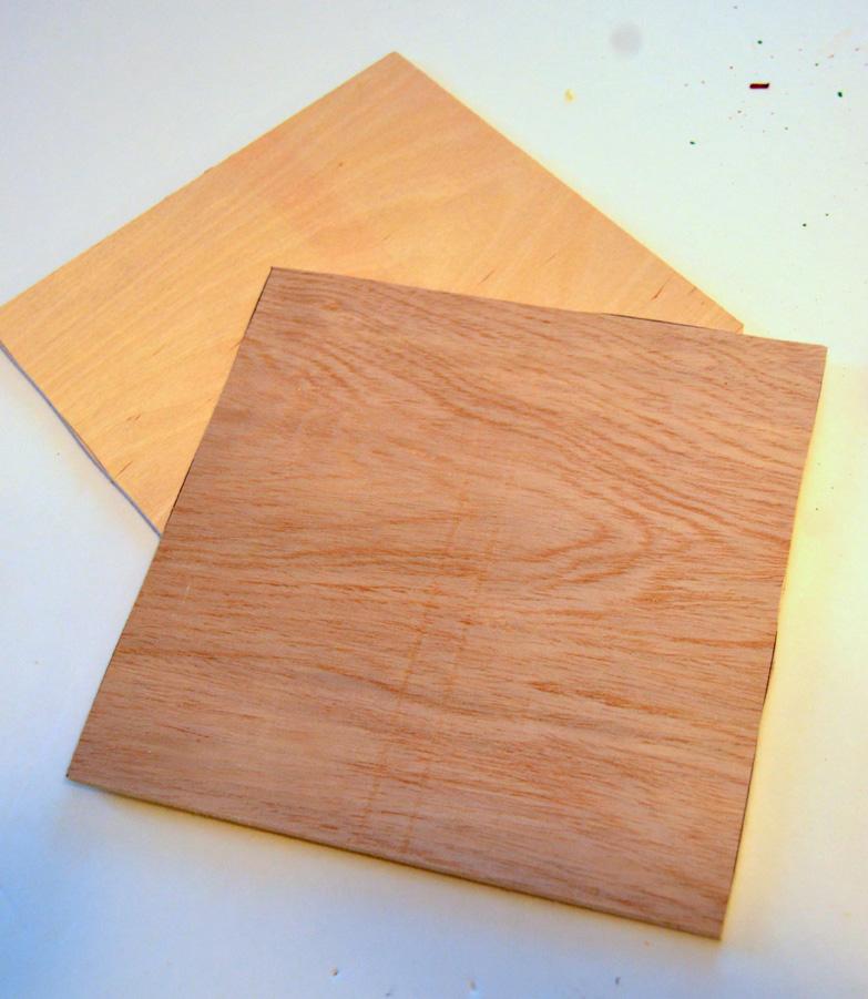 DIY Reclaimed Wood Shadow Box