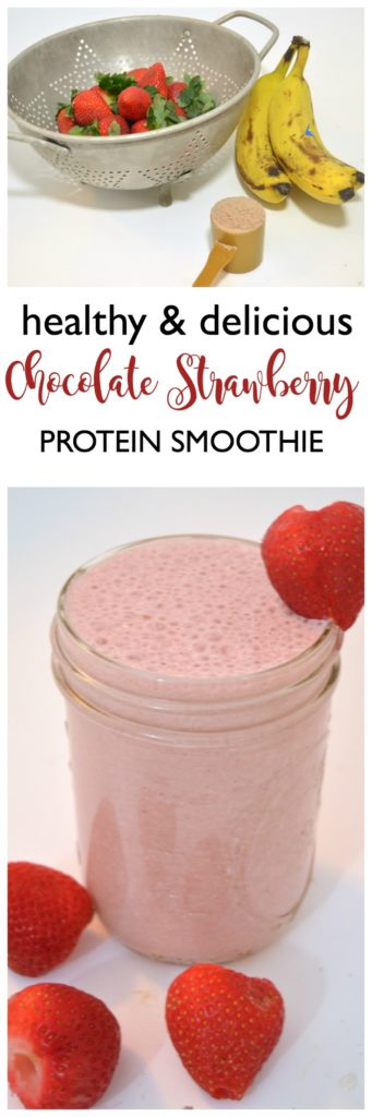 healthy-delicious-chocolate-strawberry-protein-smoothie