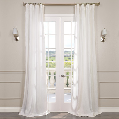 half-price-drapes-signature-lace-french-linen-pleated-semi-opaque-single-curtain-panel-shlnch-gb10010