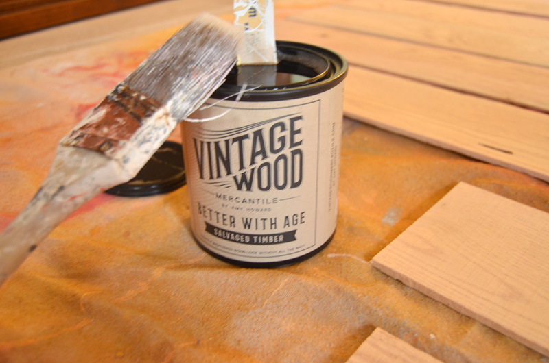 Better With Age used on pallet wood