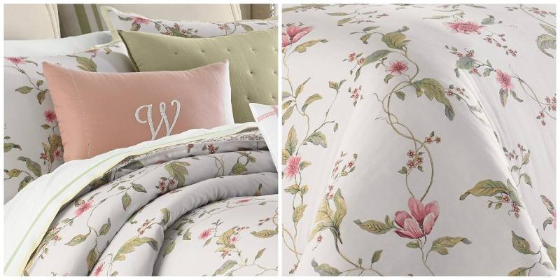 Wedgwood Sweet Plum Comforter Set