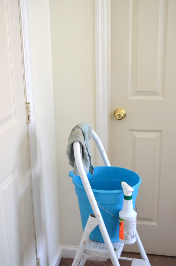tips for painting doors and trim