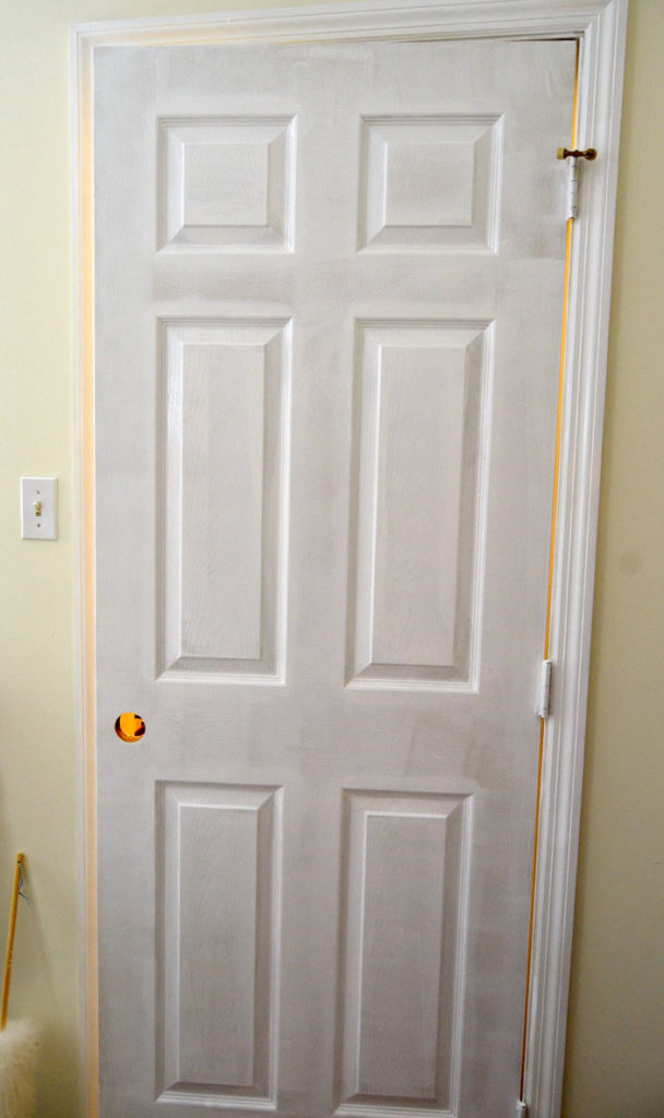 tips for painting interior doors and trim : doors painting - Pezcame.Com