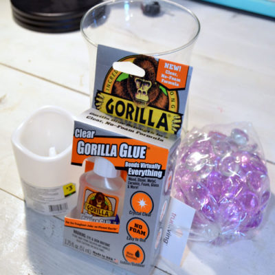 The Best Way to Glue Glass Gems with Clear Gorilla Glue and Giveaway