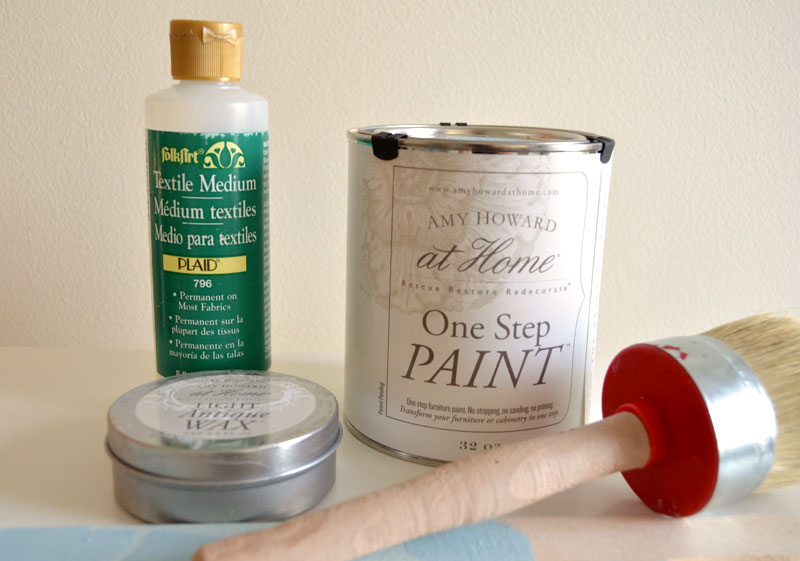 Five Tips for Painting Upholstered Furniture
