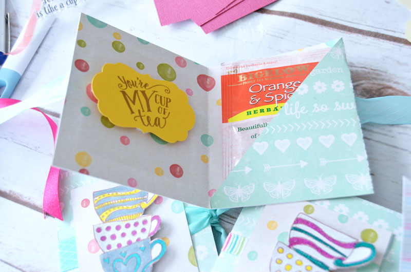 Tea Bag Cards