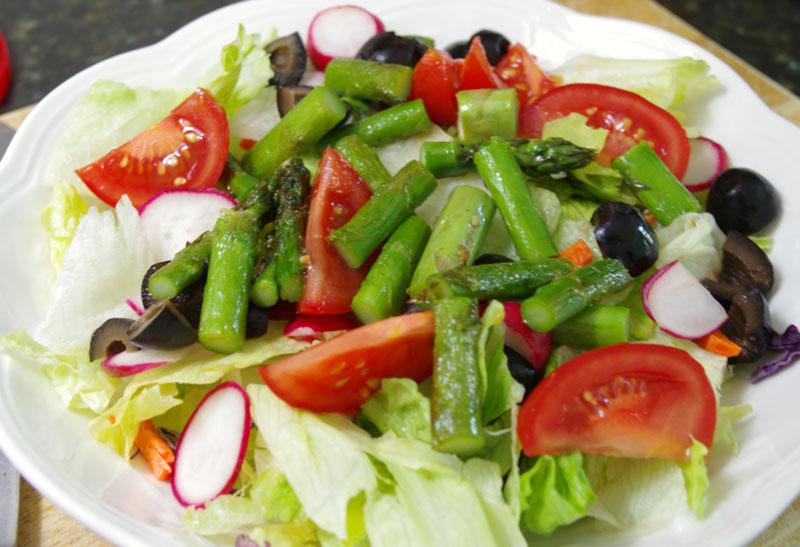 Sautéed Asparagus