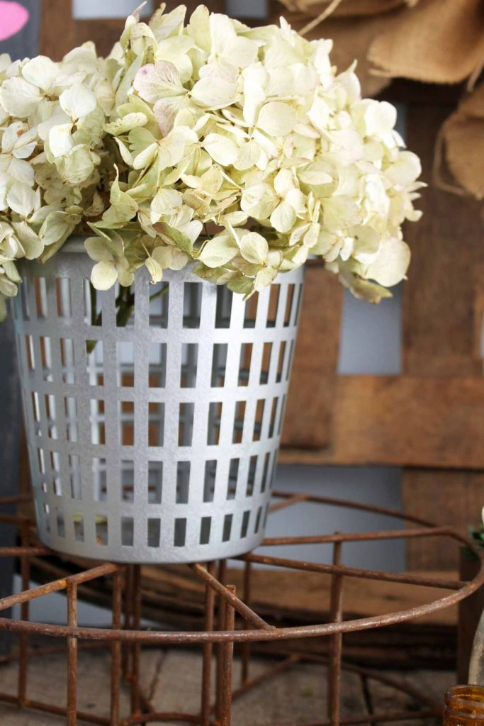Olive Baskets DIY