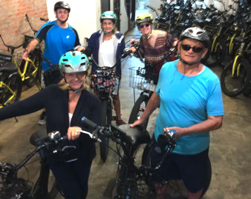 BUZZ NOLA BIKE TOURS