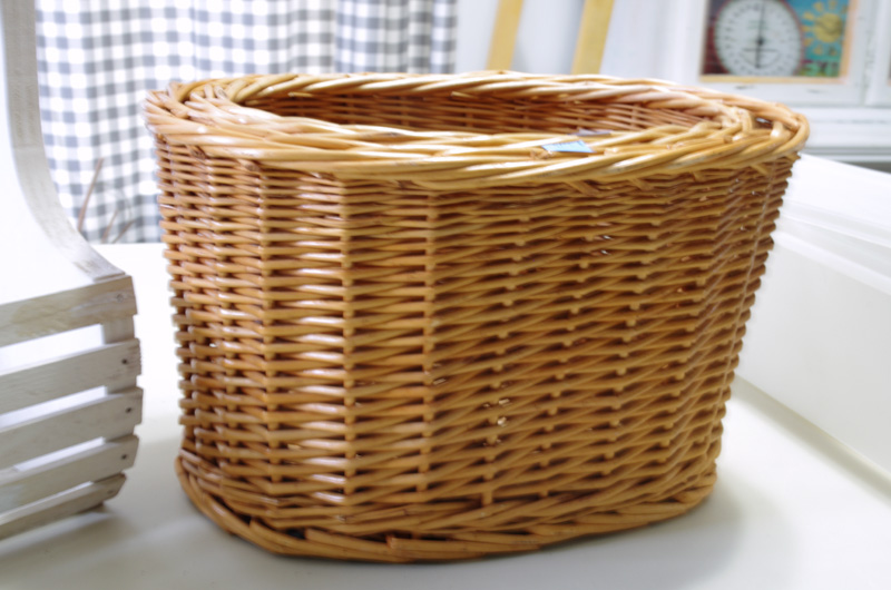baskets found at thrift store