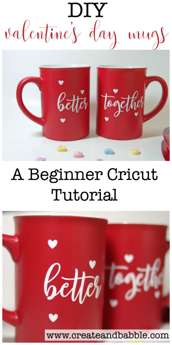 How To Decorate Mugs With Iron On Vinyl And Cricut