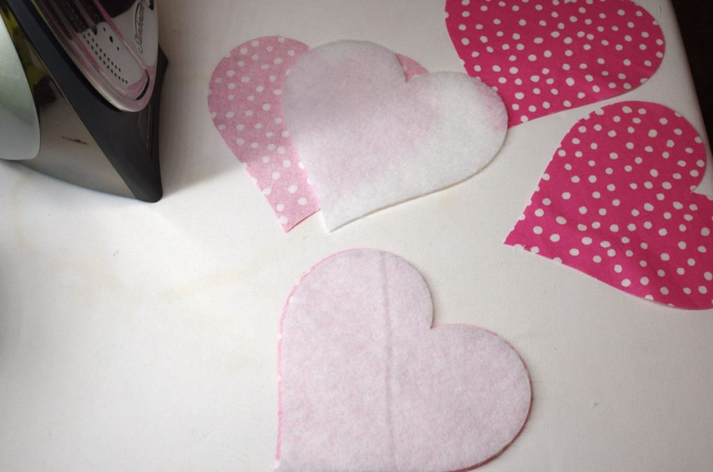 How to Make Fabric Heart Coasters using Cricut Maker