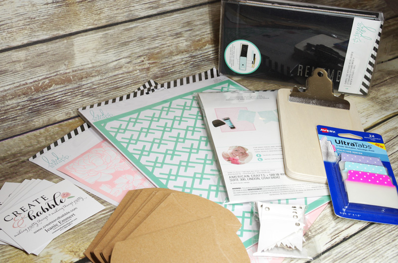 craft & diy supplies giveaway