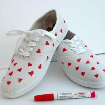 Dollar Store Sneakers