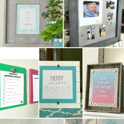 Creative Frames to Make