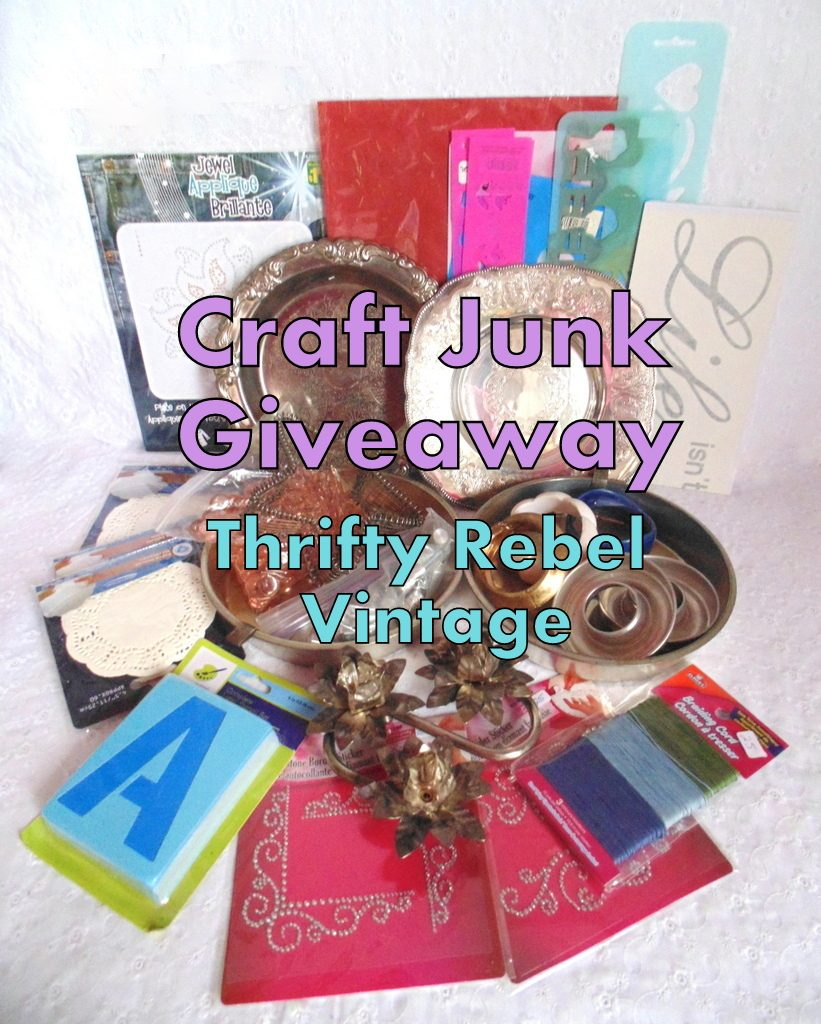 Craft Junk Giveaway