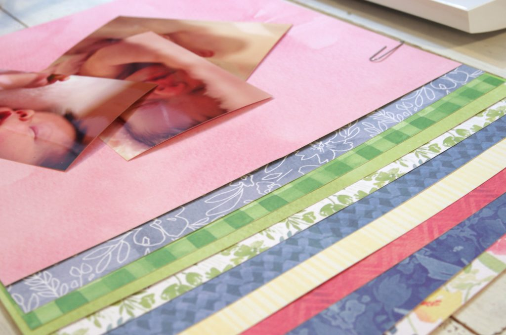 Scrapbooking With Cricut Create And Babble
