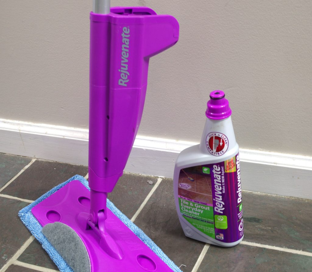 Speed Cleaning Floors With Rejuvenate Click N Clean