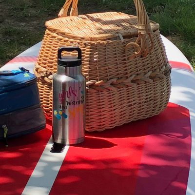The Perfect Picnic Basket Sponsored by Wayfair