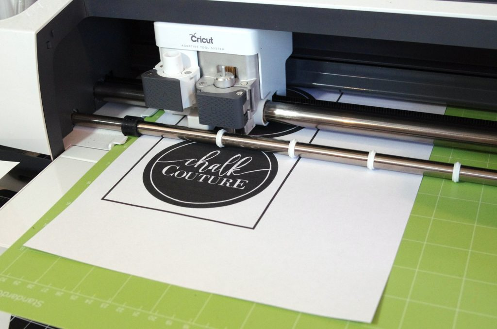 using Cricut to create branding for your small business
