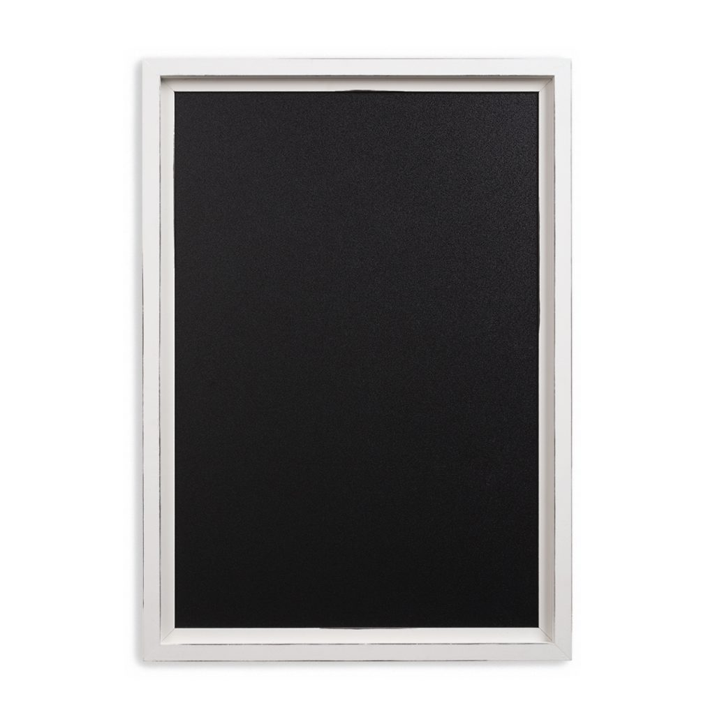Chalk Couture Greyson White Frame_ 12x18