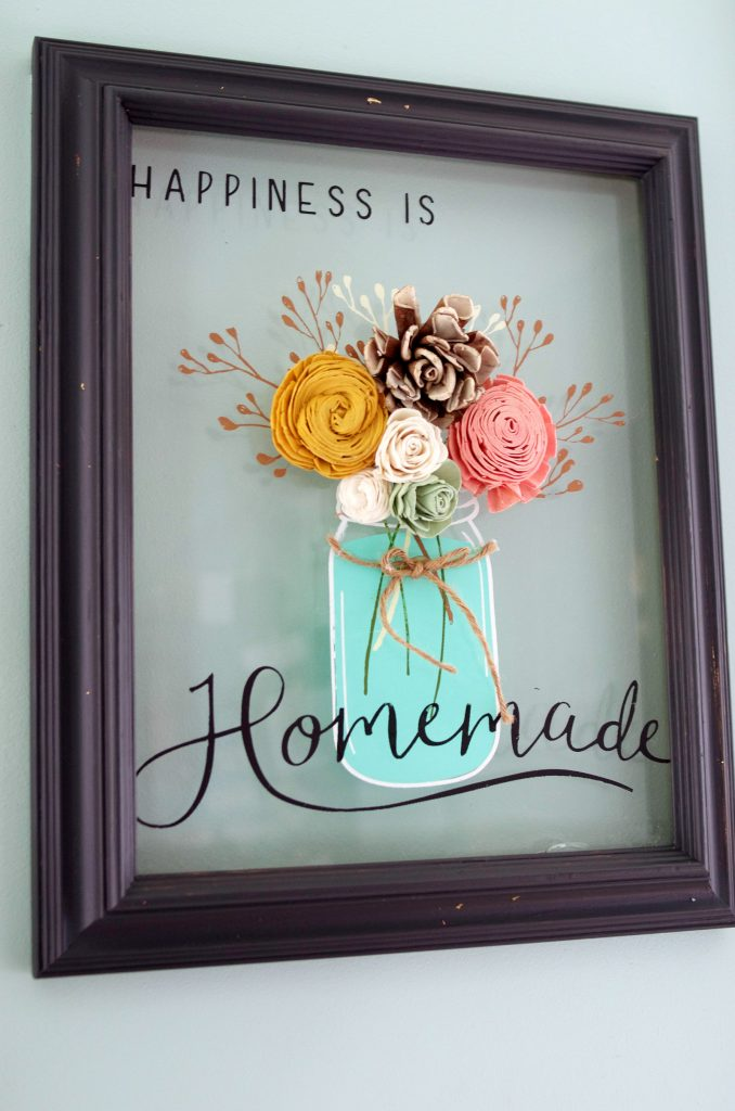 Thrift Store Picture Frame Upcycle Create And Babble