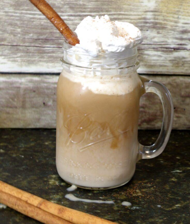 RumChata Spiced Chai Latte