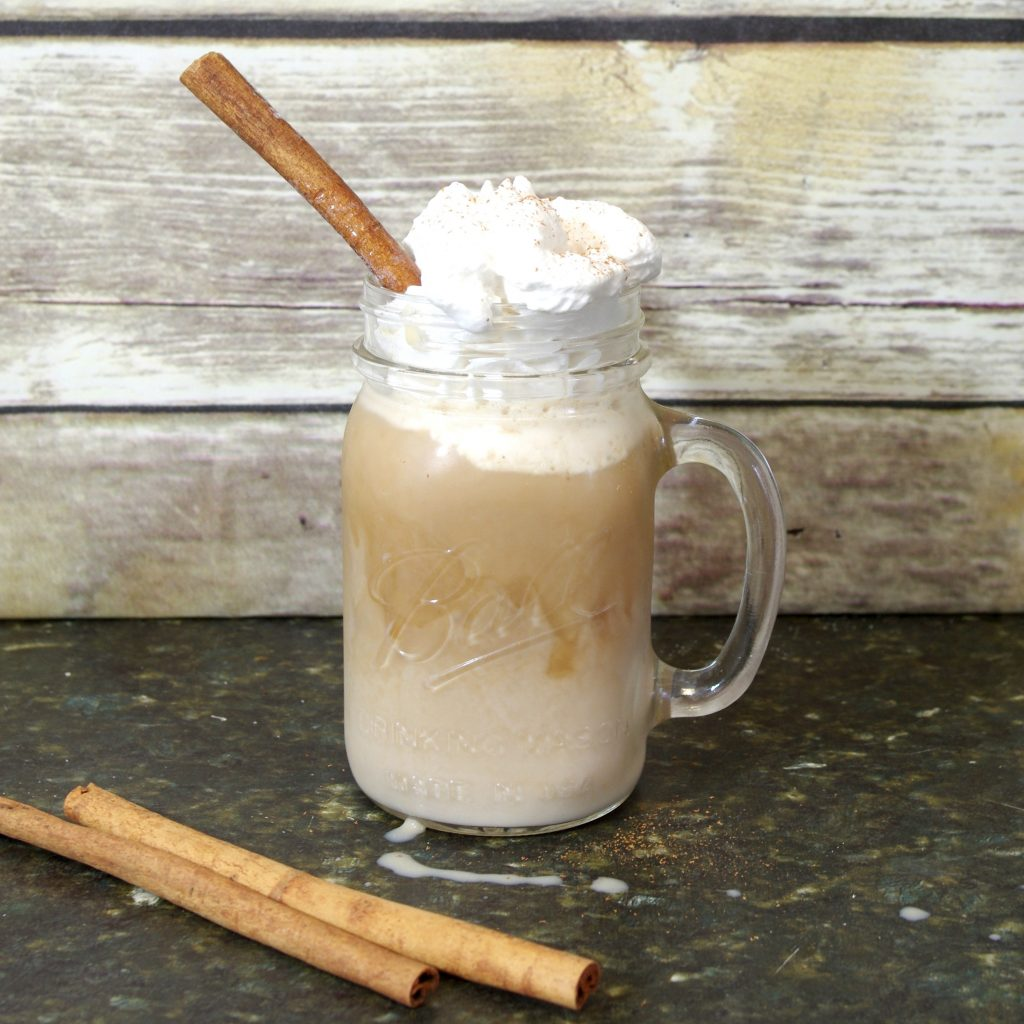 RumChata Spiced Tea Latte