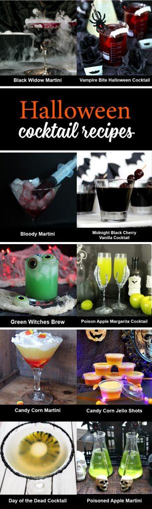 Ten Halloween Cocktails