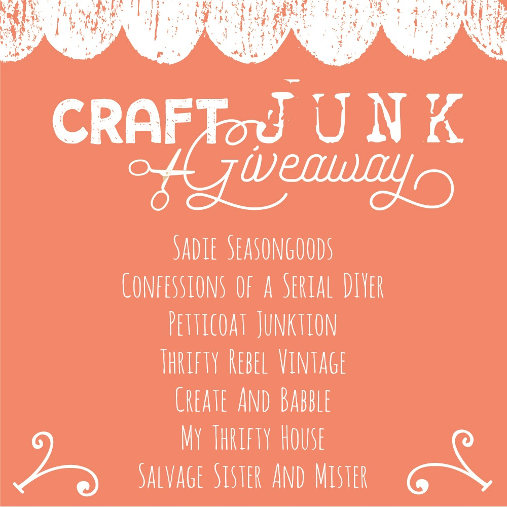 Craft Junk Giveaway