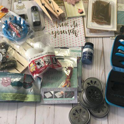 Craft Junk Giveaway October 2018