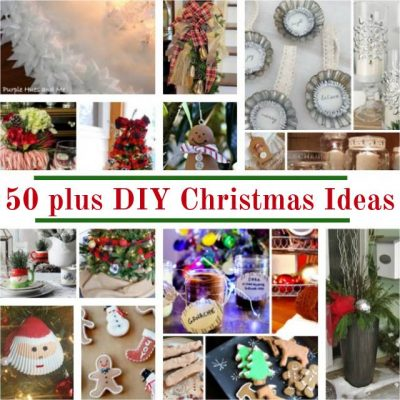 50 Best DIY Christmas Ideas