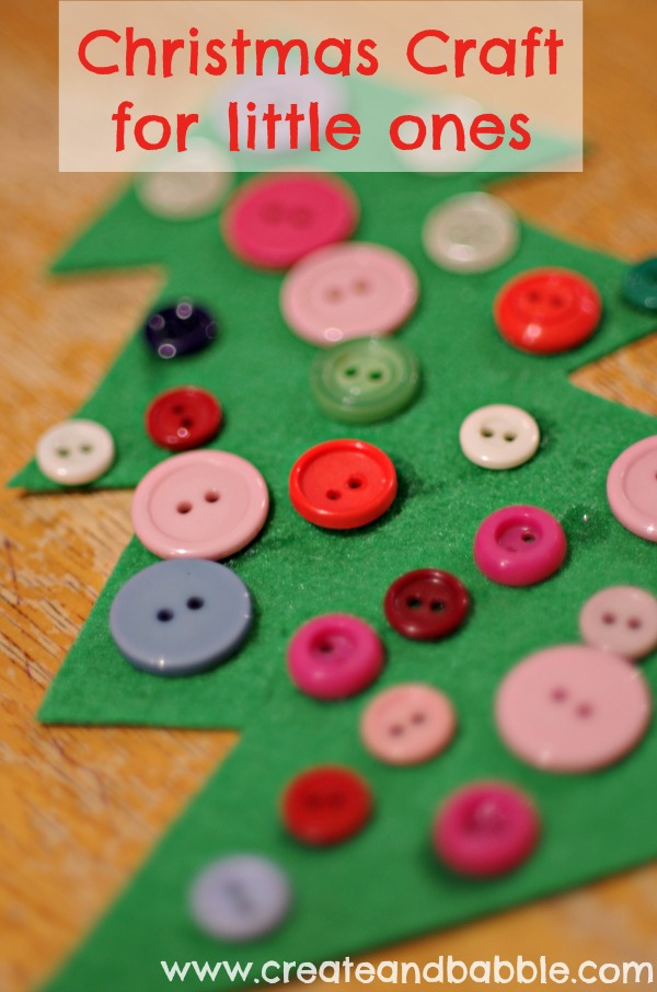 Christmas Craft for little ones