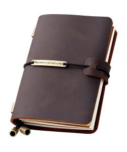 Refillable Travel Journal