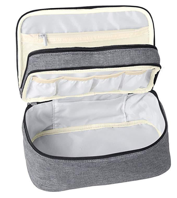 Undergarment, toiletry travel pack